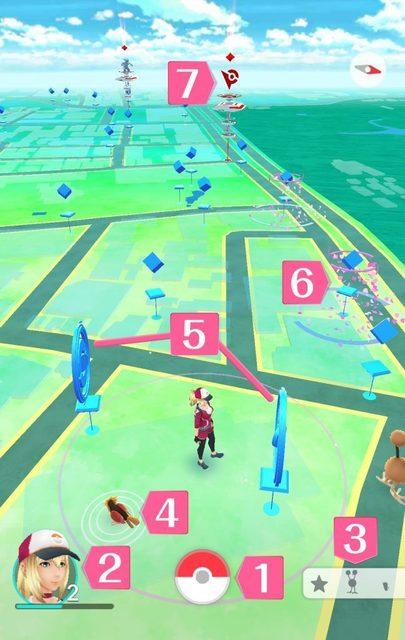 Pokemon GO(ポケモン GO)攻略方法・ポケモンgo ゲームの始め方を知っておこう!!
