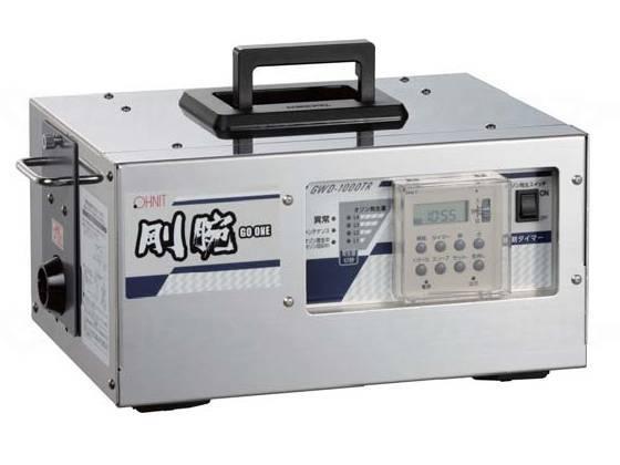 オゾン除菌器・業務用、マイカー、車載、ポータブルタイプ